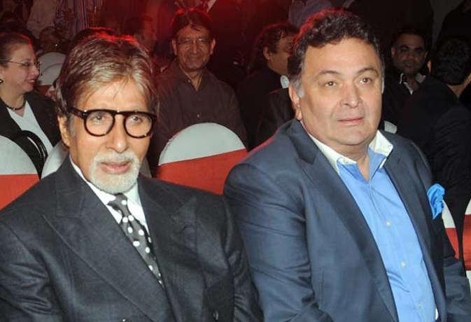 रिश्ते में अमिताभ बच्चन के समधी लगते हैं ऋषि कपूर, फिल्म 'बॉबी' में की थी इस गाड़ी की सवारी