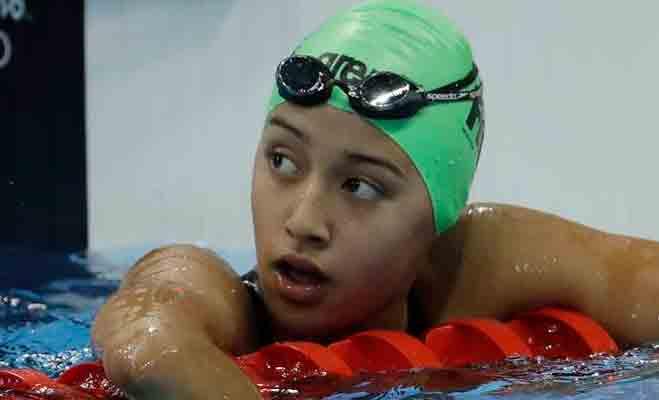 मौत को मात देकर ओलंपिक खेलने आई 13 साल की यह एथलीट
