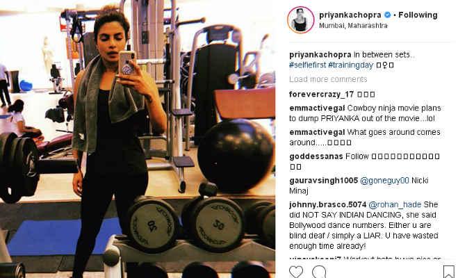 'सिंबा' स्टार रणवीर सिंह ने पूछा ऐसा सवाल,सोशल मीडिया पर प्रियंका का बन गया मजाक