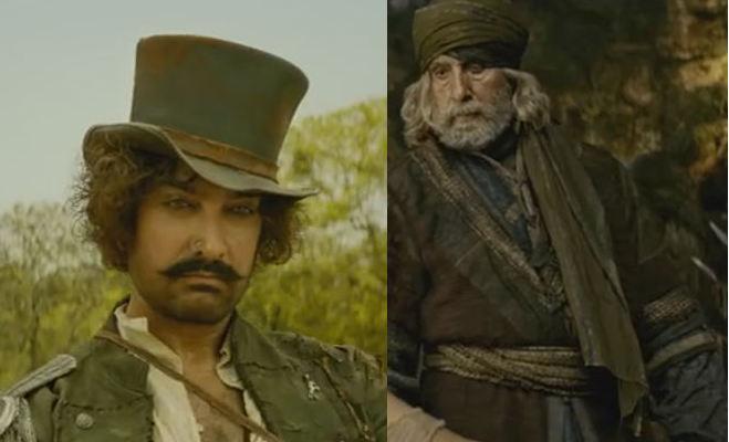 जानें ठग्स ऑफ हिंदोस्तान के राज,ये हैं आमिर-अमिताभ के अलावा फिल्म के दो प्रमुख हीरो