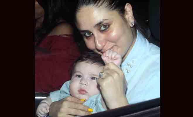 करीना ने किया बड़ा खुलासा,तैमूर के जन्म के बाद इस वजह से जीरो फिगर पाने के लिए नहीं जा रही जिम