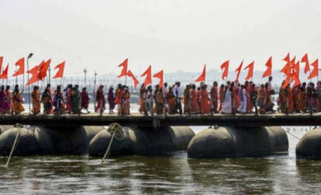प्रयागराज कुंभ 2019 : महाशिवरात्रि पर अंतिम स्नान पर्व में बड़ी संख्या में श्रद्धालु लगाएंगे संगम में डुबकी