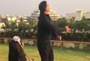 अक्षय कुमार ने मकर संक्रांति पर नन्ही नितारा संग उड़ाई पतंग, दिखी बाप-बेटी की ये स्ट्रांग बाॅन्डिंग
