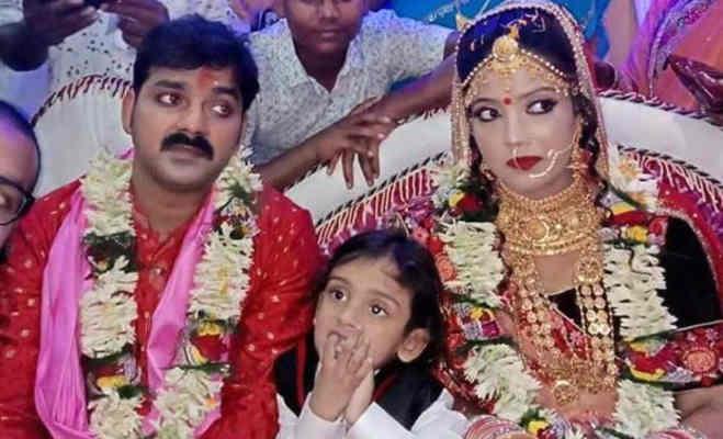 भोजपुरी अभिनेता व गायक पवन सिंह ने की दूसरी शादी,छिपा न सके यह राज