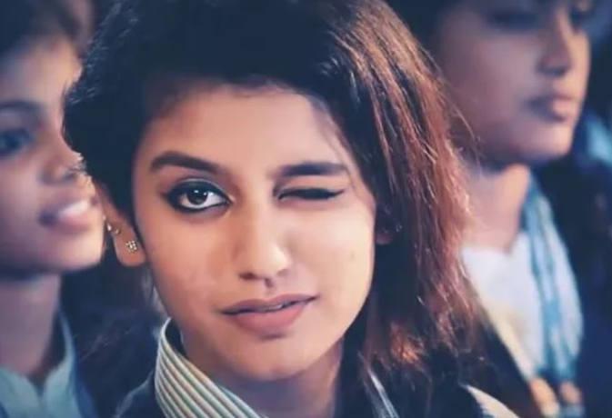 प्रिया प्रकाश के फैंस के लिए खुशखबरी, आ गया गाने का हिंदी वर्जन