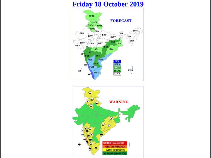 माैसम : यूपी-दिल्ली में चलेंगी तेज हवाएं,यहां शीत मानसून ने दी दस्तक होगी भारी बारिश