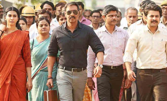 अजय देवगन ने 3 दिन में रेड डाल कर किया बडा़ कलेक्शन,बन गई साल की दूसरी बडी़ हिट फिल्म