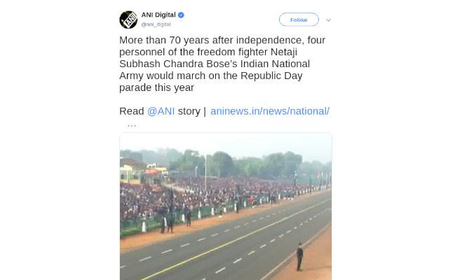 गणतंत्र दिवस परेड : पहली बार शामिल होगी आजाद हिन्द फौज आैर होगा नारी शक्ति का प्रदर्शन,जानें आैर क्या होगा खास