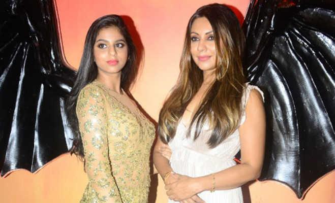 गौरी खान ने खुलासा किया बेटी सुहाना को मिला पहला ड्रीम प्रोजेक्ट