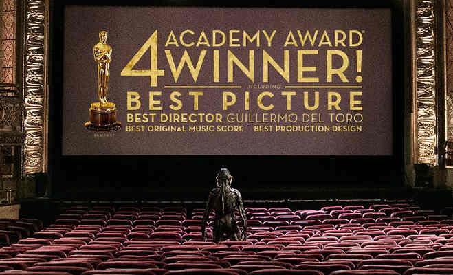 oscars 2018 : बेस्ट फिल्म बनी 'द शेप ऑफ वॉटर',डायरेक्टर को यूं आया था आइडिया