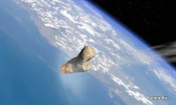 दुनिया की सबसे ऊँची बिल्डिंग से बड़ा एस्ट्रॉयड 1 लाख किमी प्रति घंटे की स्पीड से आ रहा अपनी धरती की ओर !!!