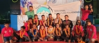नेशनल स्पोर्ट क्लाइंबिंग चैंपियनशिप में अमन व अनीसा को गोल्ड