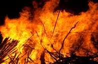 बड़ी आग से लड़ने को आया फायर ब्रिगेड का 'शक्तिमान'