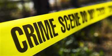 अपार्टमेंट में चोरों से लाइव एनकाउंटर, गार्ड को लगी गोली
