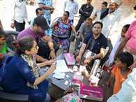 बुखार से तीन मौत के बाद एक्शन में हेल्थ विभाग