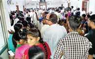 रहस्यमय बुखार के बाद गोरखपुर में हाई अलर्ट