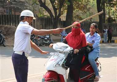 127 पुलिसकर्मियों के हवाले है जमशेदपुर की ट्रैफिक व्यवस्था