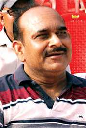 डॉ. रजनीकांत पांडेय बने सिद्धार्थ यूनिवर्सिटी के अंतरिम कुलपति