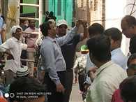 चोरी की बिजली से चला रहे थे ई-रिक्शा बैट्री चार्जिग का धंधा