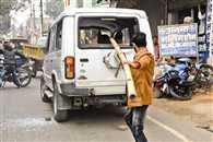बिहार : जदयू के काफिले पर हमला