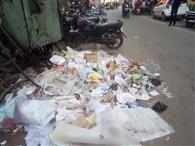करोड़ों की वसूली के बावजूद कूड़े पर शहर