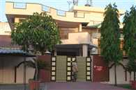 नगर निगम के पंप हाउस की जगह पर बना बीडीए वीसी का आवास