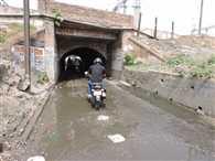 सुभाषनगर पुलिया पर बनेगा आरओबी रेलवे ने डीपीआर भेजा