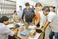 छात्रसंघ कार्यालय में बवाल, कई पर मुकदमा दर्ज
