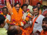 भाजपा राज में बढ़ा महिलाओं का सम्मान
