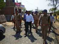 घाटमपुर  पॉवर प्लांट में मजदूर की मौत पर बवाल
