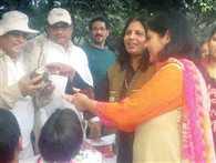 एकदिवसीय दौरे पर जम्मू पहुंचे प्रधानमंत्री मोदी, सुपर स्पेशियटी अस्पताल का किया उद्घाटन