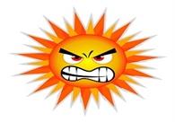 चिलचिलाती गर्मी में हीट स्ट्रोक का खतरा