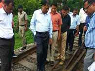 रेल दुर्घटनाओं के बाद सेफ्टी अभियान