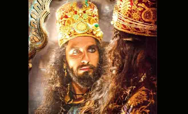 जानें पद्मावती में रणवीर,दीपिका और शाहिद के कास्ट्यूम के राज