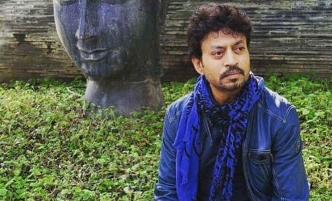 बीमारी से जूझ रहे इरफान खान महीनों बाद दिखे दिल खोल कर मुसकराते,यहां जानें कैसा है हाल