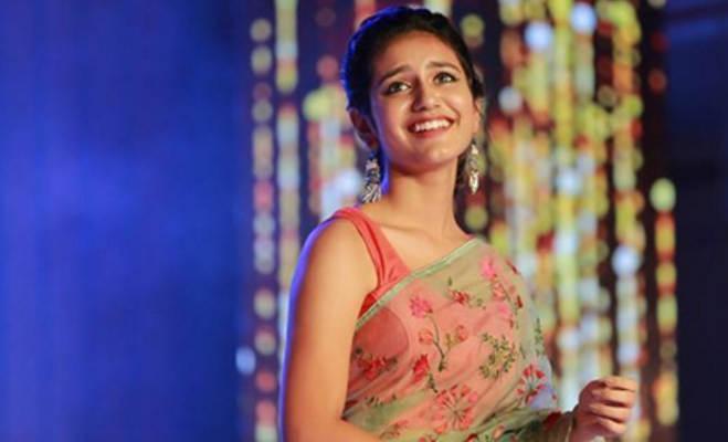 नेशनल क्रश प्रिया प्रकाश की ये फिल्म रिलीज होने जा रही इस दिन,जानें उनके बारे में इंट्रेस्टिंग बातें भी