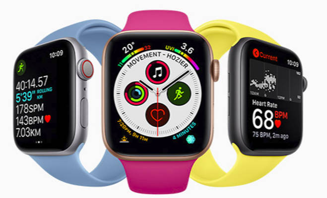 एप्पल ने अपडेट किए आईफोन और वाॅच ऑपरेटिंग सिस्टम,करें फ्री में डाउनलोड