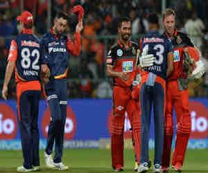 IPL 2018: 19वें मुकाबले में रॉयल चैलेंजर बैंगलोर को मिली जीत, दिल्ली डेयरडेविल्स 6 विकेट से हारी
