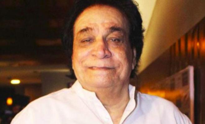 कादर खान के बेटे ने नाम ले बताया बाॅलीवुड में सभी दिखावटी,अंत समय में किसी ने नहीं लिया पिता का हाल