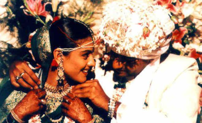इन बाॅलीवुड कपल की लव स्टोरी पता है क्या,कोई 12 तो कोई 14 साल की उम्र में कर बैठा प्यार फिर शादी