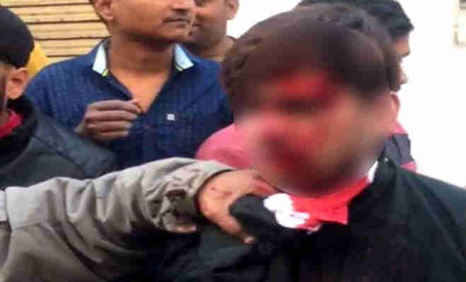 हरियाणा में सिर्फ इस वजह से स्टूडेंट ने किया प्रिंसिपल का मर्डर,बेटे के जुर्म में पिता भी हुए गिरफ्तार