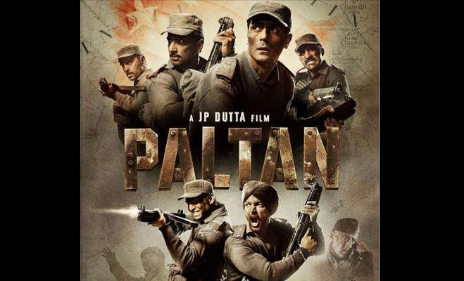इंडियन आर्मी की ताकत दिखाने आ रही पलटन,बॉक्स ऑफिस के मैदान में ट्रेलर जारी