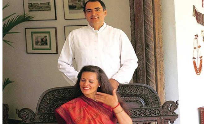 अब राहुल गांधी बन गए पंडित,अलग-अलग धर्मों से पूरा होता है इनका परिवार