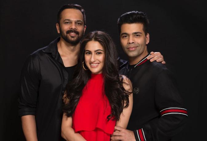 दीपिका जाह्नवी नहीं सारा अली खान के हुए रणवीर सिंह, साथ नजर आएंगे 'सिंबा' में