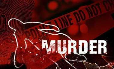 महिला की गला दबाकर हत्या, घर में लूटपाट