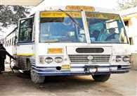 रोडवेज की बसों से मासूम परिंदो की तस्करी