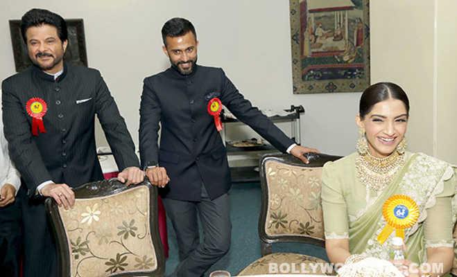 इस तरह हो रही हैं सोनम कपूर की शादी की तैयारियां,जानें किस दिन बनेगीं आनंद की दुल्हनिया