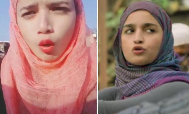 तस्वीरें: आलिया के बाद अब अनुष्का की हमशक्ल भी मिली,देखने में लगती हैं कुंभ में बिछड़ी जुड़वा बहनें