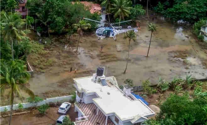केरल की बाढ़ गंभीर आपदा घोषित-मदद के लिए बढ़े हाथ,10 प्वांइट्स में जानें वहां के सारे हालात