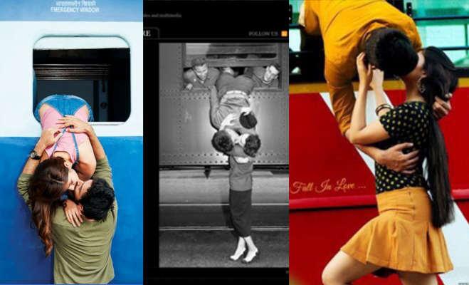 जलेबी के पोस्टर में खिड़की से लटक कर एक्ट्रेस ने किया प्यार का इजहार तो,फंस गए महेश भट्ट